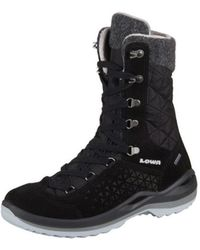 Lowa - Barina Gtx 420408 0999 Ledergtx Men's Snow Boots In Multicolour - Lyst