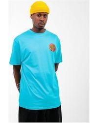 Santa Cruz Scales Dot TShirt T-shirt - Bleu