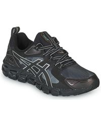Asics Lage Sneakers Gel-quantum 180 - Zwart
