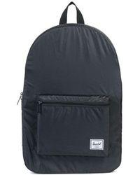 Herschel Supply Co. - Packable Daypack Men's Backpack In Black - Lyst