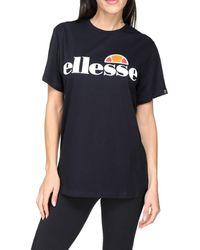 Ellesse - Tee shirt logotypées T-shirt - Lyst