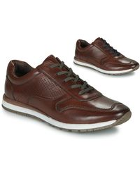 André Lage Sneakers Sportchic - Bruin