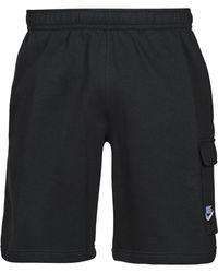 Nike Short NSCLUB BB CARGO SHORT - Negro