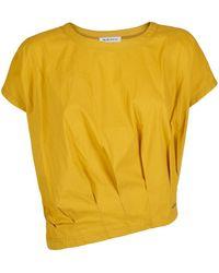 Yes-Zee C207-J200 T-shirt - Jaune