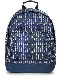 Mi-Pac - Arrows Men's Backpack In Blue - Lyst