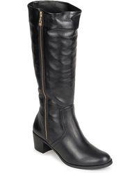 Kat Maconie | Elsa Women's High Boots In Black | Lyst
