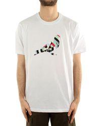 Staple Camiseta 2102C6455 - Blanco