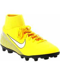Nike Superfly 6 Club NJR FG/MG, Zapatillas de Fútbol Unisex Adulto - Amarillo