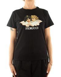Fiorucci WWTSVANCJK T-shirt - Noir