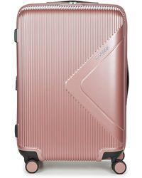 American Tourister Modern Dream 69cm 4r Hard Suitcase - Pink