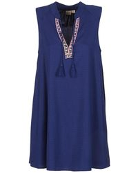 Roxy - Magichour Women's Dress In Blue - Lyst