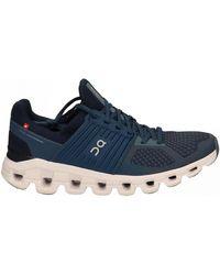 On CLOUDSWIFT Chaussures - Bleu