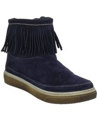 Josef Seibel - Caro 07 Women's Mid Boots In Blue - Lyst