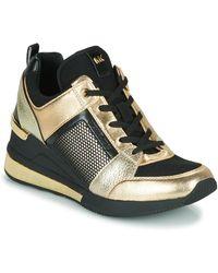 MICHAEL Michael Kors GEORGIE TRAINER EXTREME Chaussures - Noir