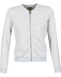 ONLY Sweater Joyce Bomber - Grijs