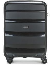 American Tourister Bon Air 55cm 4r Hard Suitcase - Black