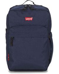 Levi's Mochila LEVI'S L PACK STANDARD - Azul