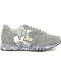 Y Not? - ? W16-fyw321+ynewwd Trainers Women Grey Women's Shoes (trainers) In Grey - Lyst