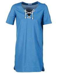 Loreak Mendian Robe - Bleu