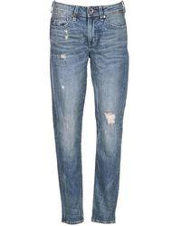 G-Star RAW Boyfriend Jeans Midge Saddle Boyfriend Wmn - Blauw