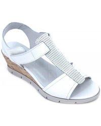 Hispanitas - Malasia Hv74941 Women's Sandals In White - Lyst