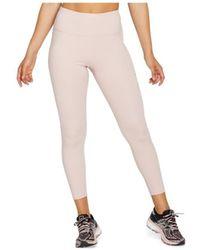 Asics New Strong Highwaist Tight Collants - Rose