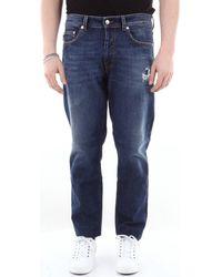 Love Moschino MQ4278WS3305 Jeans - Bleu