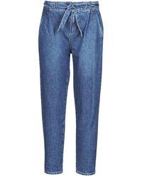 One Step Pantalon - Bleu
