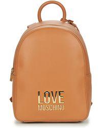 Love Moschino Zaini Jc4109Pp1C - Marrone