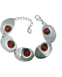 Lili La Pie Ref 12737 BRA 02 Bracelets - Rouge