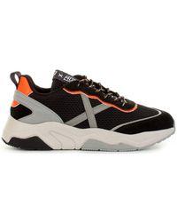 Munich Lage Sneakers 96844495 - Zwart