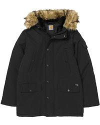 Carhartt - Anchorage Parka Jacket Women's Jacket In Black - Lyst