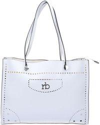 Roccobarocco Bs2hp01 Shoulder Strap Accessories White Shoulder Bag