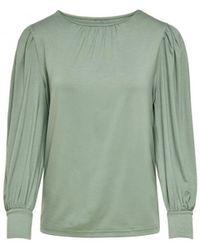 ONLY Overhemd Helen Ls 15229497 - Groen