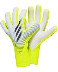adidas Handschuhe Sport X Pro Gloves GK3505 - Gelb