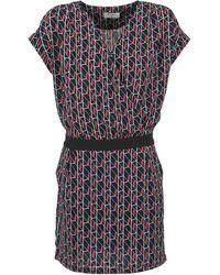 Betty London - Eremini Women's Dress In Blue - Lyst