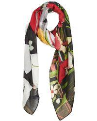 Desigual Sjaal Heritage - Meerkleurig