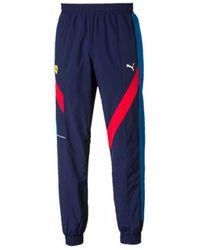 PUMA Pantalon de$SKU Jogging - Bleu