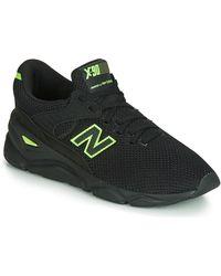 New Balance Lage Sneakers Msx90 - Zwart