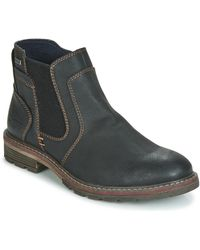 Tom Tailor Marty Mid Boots - Black