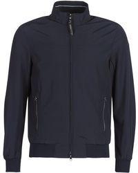 Geox - Tirpiro Men's Jacket In Blue - Lyst