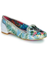 Irregular Choice Ballerina's Savannah - Blauw