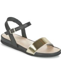 Casual Attitude - Tonkino Women's Sandals In Black - Lyst