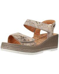 Mephisto - Betanie Boa Women's Sandals In Grey - Lyst