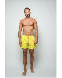 Ellesse Korte Broek Men's Short Yellow Fluo' Zwempak - Geel