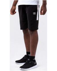 Umbro Short Bermuda Sport Basics - Noir