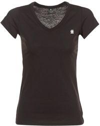 G-Star RAW T-shirt - Noir