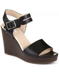 Clarks Orleans Jazz Women's Sandals In Black