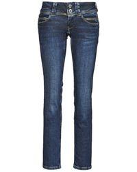 Pepe Jeans VENUS Jeans - Bleu