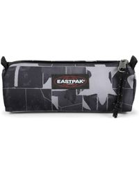 Eastpak Trousse Trousse Benchmark ref_37966 68T cracked dark - Noir